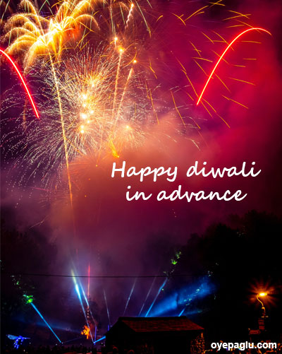 Advance Diwali images