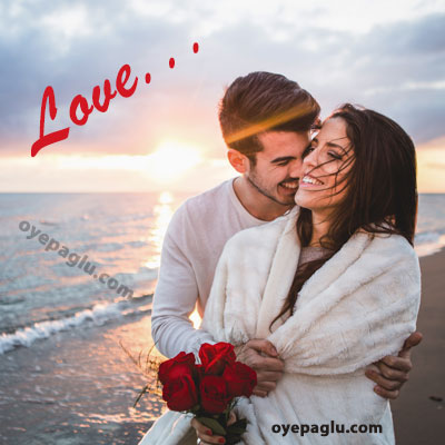 smiling couples romantic dp for whatsapp