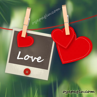 romantic dp for whatsapp red heart