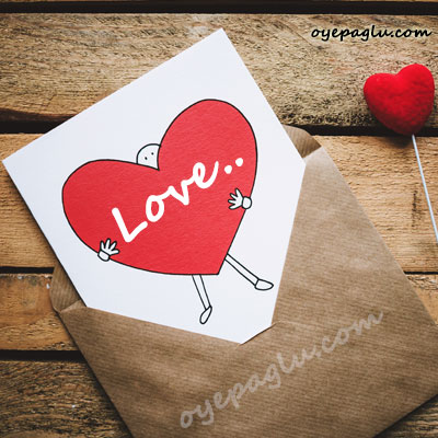 love letter whatsapp dp