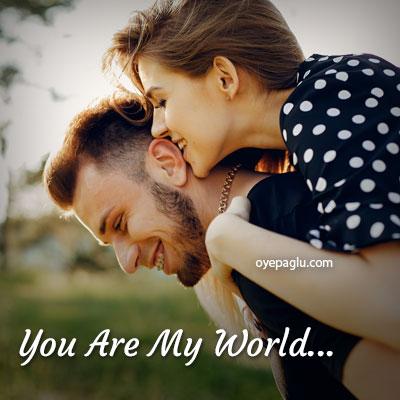 romantic dp for whatsapp smiling couple