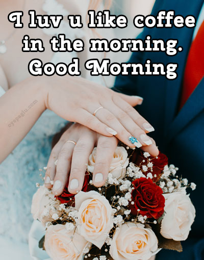 marriage hand good morning image for husband