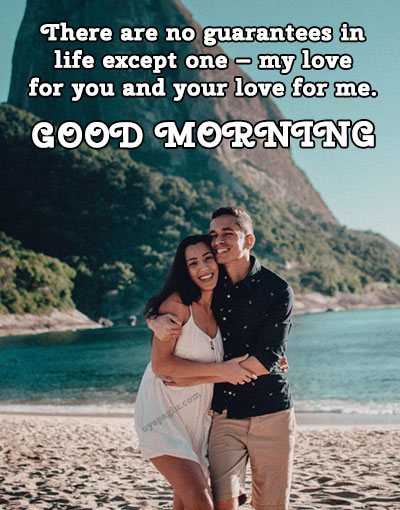 my love for you husband good morning image