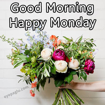 flower bukey good morning monday image