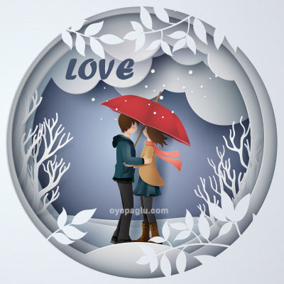 love-in-winter-season-image