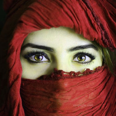 Armenian eyes under arabian muslim girls dp