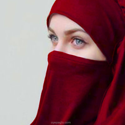 burqa muslim girl eyes