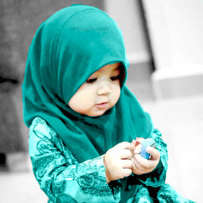 naqab baby play muslim girls dp