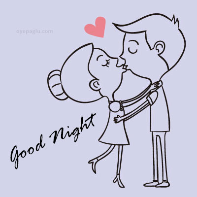 Good night images for him