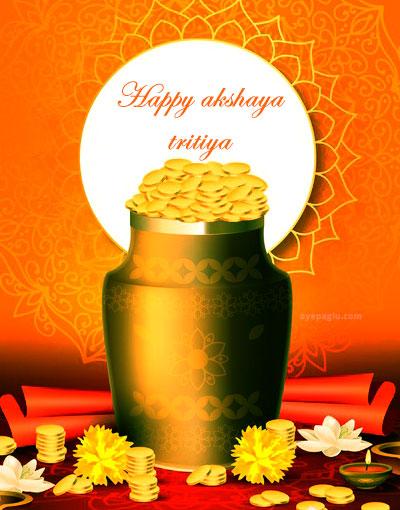 Happy akshaya tritiya pics