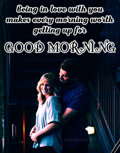 being the love good morning images for her