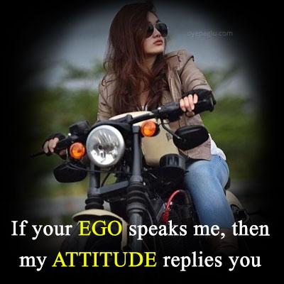 ego attitude Stylish dp