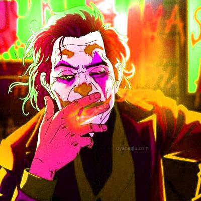 joker Stylish dp