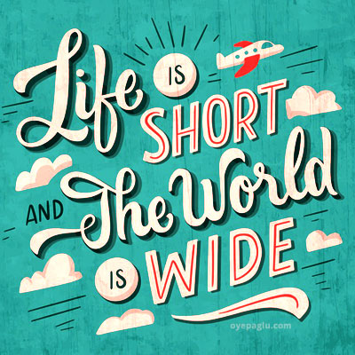 life is short Motivational quotes images