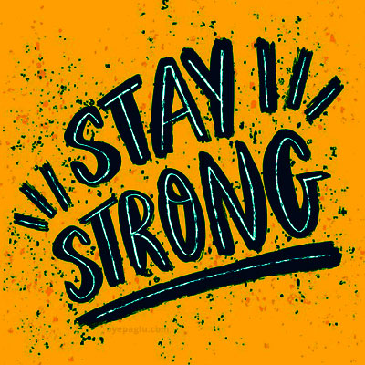 stay strong Motivation dp quotes