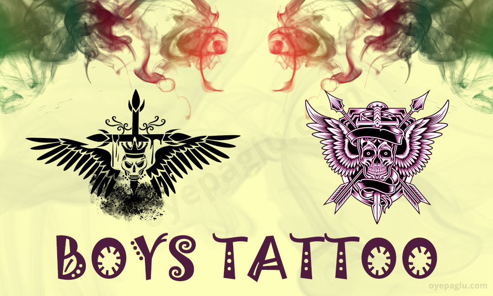 amazing latest tattoo for boys