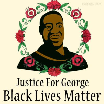 black lives matter profile pic
