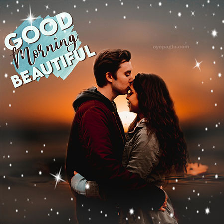 Good Morning images romantic couple