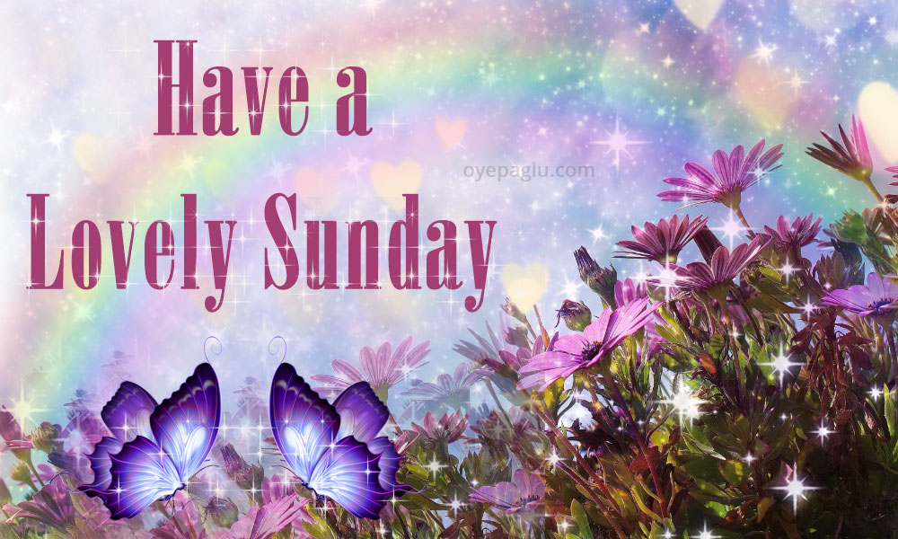 Sunday Blessings pictures for free Download