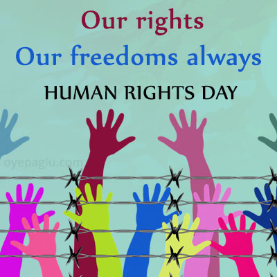 latest human rights day images